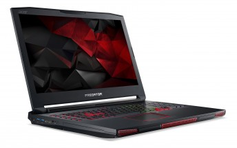 Acer outs Predator 17X gaming laptop, Predator G1 gaming desktop