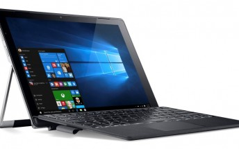 Acer unveils Switch Alpha 12 detachable PC with liquid cooling