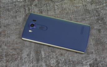 V10 successor arriving this quarter, LG confirms