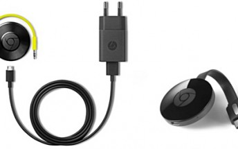 Second-gen Google Chromecast and Chromecast Audio launched in India for $50