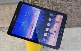 Android 6.0 Marshmallow starts rolling out for the Samsung Galaxy Tab S2 9.7