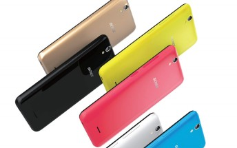 Gionee debuts budget-minded Pioneer P5 Mini