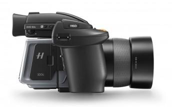 Hasselblad announces 100MP H6D-100c and 50MP H6D-50c