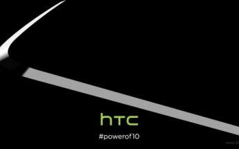 HTC to announce two new phones: 10 and 10 Lifestyle
