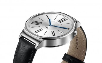 Huawei Watch launched in India for $346