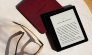 New Amazon Kindle Oasis brings leather covers, better backlight