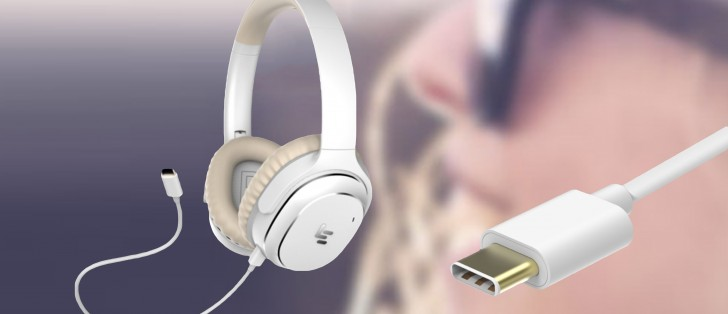 Here are LeEcos USB Type-C headphones with lossless audio