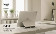 Logitech releases Logi BASE stand for the iPad Pro