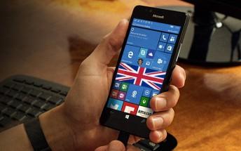 Microsoft Lumia 950 falls to £344 in the UK