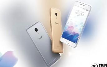 New Meizu m3 note leak reveals launch price