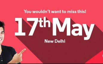 Motorola sets event for May 17, likely to present the Moto G4 and Moto G4 Plus
