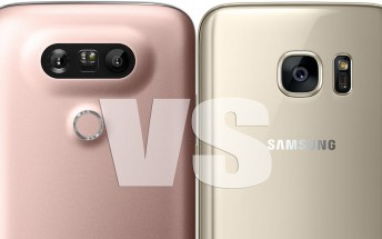 Poll results: Samsung Galaxy S7 retains lead over LG G5