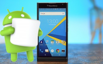 BlackBerry starts taking applications for the Priv Marshmallow beta program