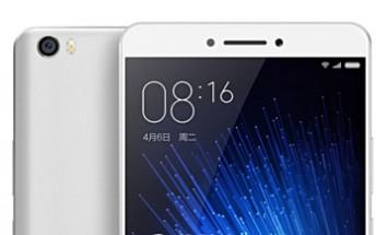 First Xiaomi Max render leaks