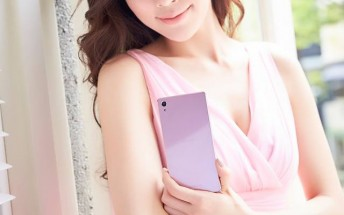 Pink Sony Xperia Z5 Premium now available in Taiwan