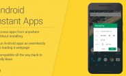 Google reveals Android Instant Apps, which run without installation