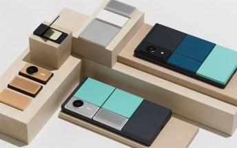 Google's modular Project Ara phone will be out for developers this fall