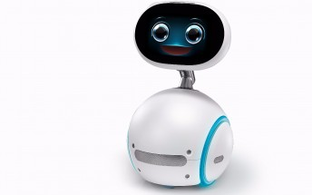 Asus ZenBo is a companion robot aimed at the elderly