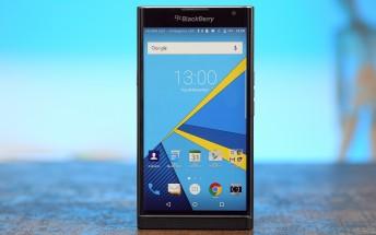 Deal: Unlocked BlackBerry Priv for $380 on eBay