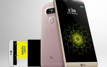 Deal: Get LG G5 with three Friends for $450