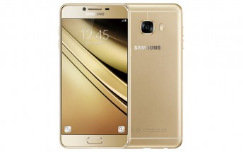 Samsung Galaxy C7 goes official as well - SD625 SoC, 5.7-inch display, and 4GB RAM