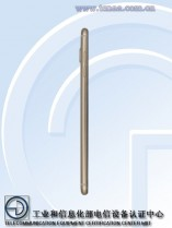 Samsung Galaxy C7 (photos by TENAA)
