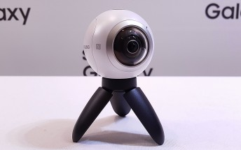 Samsung expands US availability of its Gear 360 camera