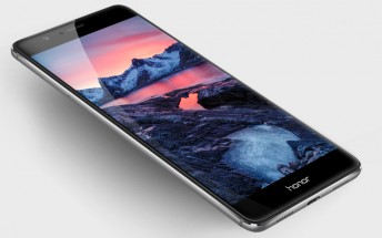 Honor V8 launched: dual 12MP cameras, 5.7