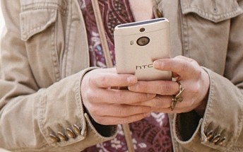 HTC One M9+ Prime Camera Edition goes official with MediaTek Helio X10 SoC, 5.2-inch display