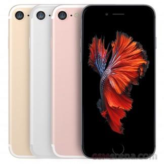 Apple iPhone 7 renders