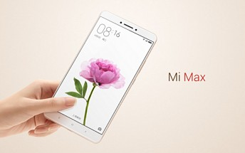 Over 3 million Mi Max units have been sold since launch