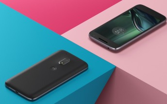 Moto G4 Play completes the Moto G4 Family