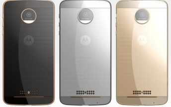Moto Z Droid Edition shows its back in leaked press renders, three color versions outed