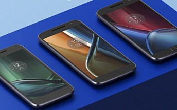 Motorola announces availability details for new Moto G4 line-up