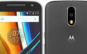 Moto G4 Plus' Canadian pricing revealed