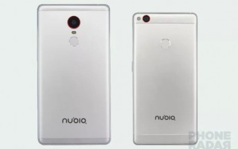 ZTE Nubia Z11 and Z11 Max images and specs outed through TENAA
