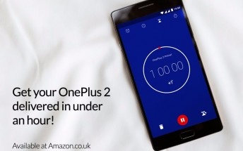OnePlus devices to be officially available at Amazon, OnePlus 2 is first up in the UK