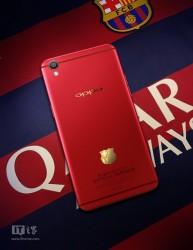 Oppo F1 Plus (R9) FC Barcelona edition