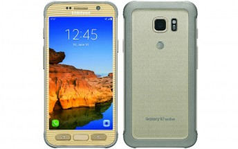 Samsung Galaxy S7 active now leaks in a new color version