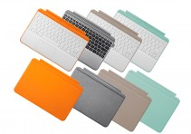 Different keyboard and cover options