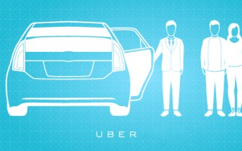 Now your loved ones can see your Uber ride in real time