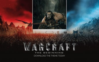 Xiaomi creates Warcraft theme for Mi phones right on time for the movie launch