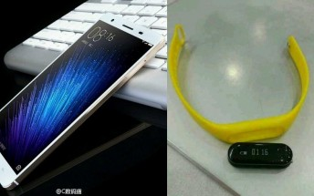 Xiaomi Mi Max and Mi Band 2 leak before May 10 launch
