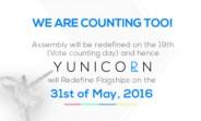 YU Yunicorn unveiling delayed to May 31