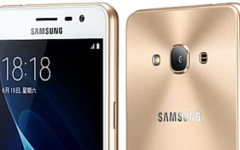 Samsung Galaxy J3 Pro goes official with quad-core CPU, 5-inch display