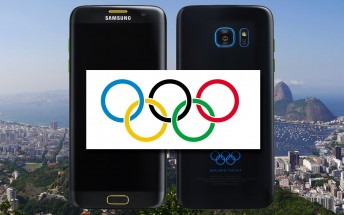 Samsung Galaxy S7 edge Olympic Edition unveiling set for next week