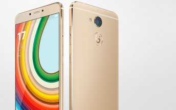 Gionee S6 Pro goes official with a 5.5