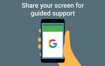 Guided support with screen sharing possibly coming to Nexus devices