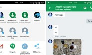 Google Hangouts updated with support for Direct Share