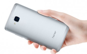 Honor 5C arrives in Europe sans fingerprint sensor
